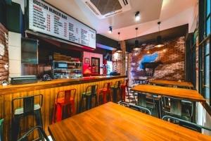 boston burger bar ρόδος