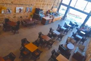 sailing club sea lounge and espresso bar